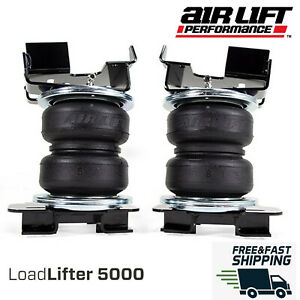 Air Lift Load Lifter 5000 Air Bag Spring Kit Fits 2015-2020 Ford F150 4WD