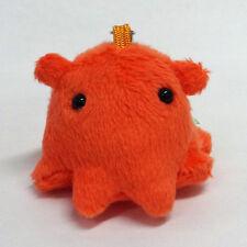Flapjack Octopus Plush (S) Orange