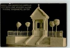 52098003 - Hagenberg Kriegerdenkmal Kirche Modell Freistadt, Bezirk