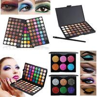 Multi-colors Eye Shadow Cosmetic Makeup Shimmer Matte Eyeshadow Palette Set Kit