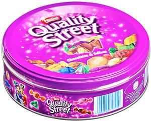 Nestle Quality Street - Pralinen Toffee Mischung - 480 Gramm