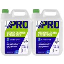 Concentrated Kitchen Cleaner Degreaser 10L | Professional Commercial Sanitiser