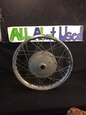 "Honda CL350  CL 350 front wheel rim hub drum 18"""