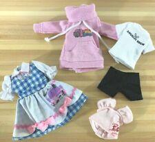 Azone Pure Neemo Ruruko clothes outfit LOT skirt shirt Blythe Obitsu 1/6 figure