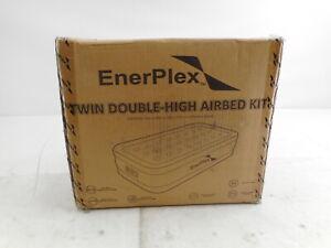 EnerPlex Never-Leak Twin Air Mattress with Built in Pump