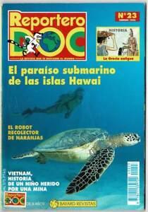 Reportero DOC No. 23. Febrero 1996