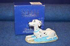 "Lovely royal doulton disney 101 Dalmations ""perdita"" DM7 figurine usc RD6746"
