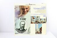 I Like Tchaikovsky Carmen Dragon Vintage Vinyl Record LP VG+ SP 8617 Cheesecake