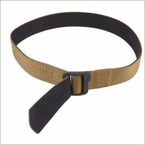 "5.11 Tactical Double Duty Belt 59568 Coyote XL 40 - 42"" Waist"