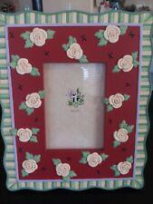 Mary Englebreit Garden Party Roses Frame