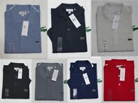NWT Authentic LACOSTE iconic MEN CLASSIC FIT Short Sleeve PIQUÉ POLO Shirt
