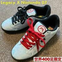 Legacy X Nintendo 07 Mario Sneakers Limited to Only 400 Pairs In The World !