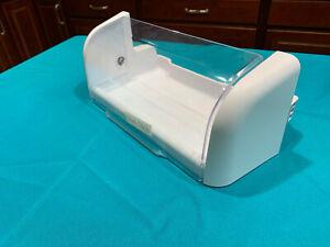 Samsung Refrigerator Dairy Bin w/ Cover. DA63-04626. Gently Used.