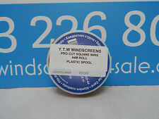 WINDSCREEN FITTING REMOVAL CUTTING WIRE - SQUARE - PRO CUT (0.6mm x 44M)