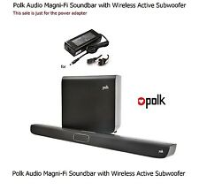 Quality AC Power Adapter for Polk Audio Magni-Fi Wireless Soundbar Sound bar
