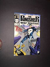 Punisher War Journal 1 Raw 9.8 Copper Age Marvel Key Comic x1 I.G.K.C. L@@K