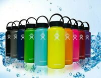 32 oz|Hydro Flask Water Bottle Stainless Steel & Vacuum Insulated| Flex Cap