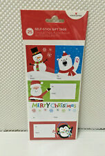 Christmas Package - Gift Tags, Tissue Paper, & Gift Bags
