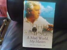 A Mad World,My Masters-John Simpson Paperback English Biography Pan 2001