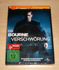 DVD Die Bourne Verschwörung - Matt Damon - Franka Potente ( Bourne 2 ) Neu OVP