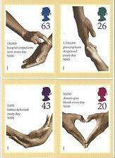 (29497) GB PHQ Postcards NHS National Health Service 1998 Mint