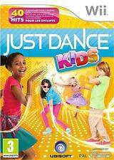 "NINTENDO Wii  GAME ""JUST DANCE KIDS "" ALL COMPLETE"