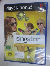 singstar chart hits ps2