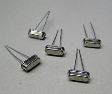 5 unidades 4.433619 MHz cuarzo/forma compacta hc-49/t4 (m8607)