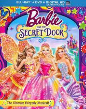 Barbie and the Secret Door (Blu-ray/DVD, 2014, 2-Disc Set, Includes Digital Copy