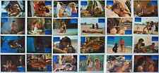 DAS BLAUE PARADIES/BLUE PARADISE Phoebe Cates, 24 AHF Lobby Cards komplett