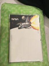 New NASA 1989 Writing Stationery Set w/30 Sheets Paper & 10 Envelopes