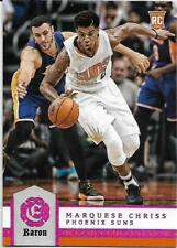 2016-17 EXCALIBUR BARON #140 MARQUESE CHRISS RC SUNS FREE SHIPPING 🔥🏀