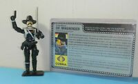 *CUSTOM* File Card & Figure 1986 GI Joe Dr Mindbender v1.5 as Cobra Commander