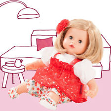 Glittery Tulle Muffin by Gotz, a 13 Inch Vinyl/Cloth Baby Doll