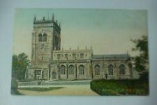 i945 NANTWICH ACTON CHURH Postcard 1907