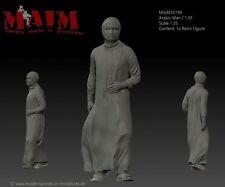 Árabe Man/1:3escala 5 kit modelo de resina compatible Irak/Afghanistan maqueta