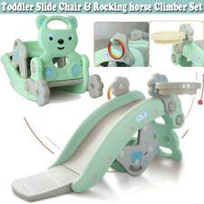 Climb Set For Small Yard Backyard Playground Slide Fun Playset Toddler Kid Home