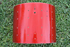 "CHICAGO ERA! EARLY 80s LUDWIG 15"" MARCHING SNARE DRUM SHELL for DRUM SET! #D421"