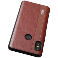 Xiaomi Redmi Note 5 AI Cover Case Noziroh Leather Design 3D Antishock Shockproof