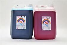 More details for classikool (2 x 5l) slush puppy syrup set: 6 to 1 mix 82 flavours & colours