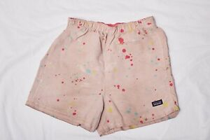Patagonia Vintage Shorts Bottom Toddler Spots Speckles Hippie