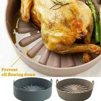 Air Fryer Silicone Pot Accessories Multifunctional Oven Kitchen fryers Air M1W2