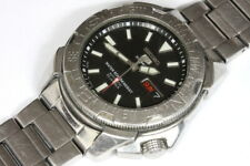 Seiko BIG SIZE 7S36-02P0 Sports mens watch for Restore/Watchmaker