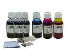 Refill ink for Epson 774 664 cartridge WorkForce EcoTank ET-4500 ET-4550 6x100ml