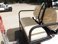 GOLF CART BUGGY CAR REAR SEAT KITS , FOLD OUT TURNS 2 SEATER TO A 4 SEATER