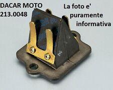 213.0048 VALVOLA LAMELLARE POLINI GILERA POGGIALI - STALKER 50 - STORM 50