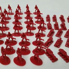 Risk Star Wars Clone Wars Edition Replacement Republic Army Red Clone Pieces