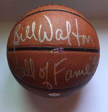 Bill Walton Autographed Basketball - Spalding I/O w/ COA