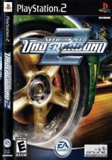 PlayStation2 : Need for Speed Underground 2 VideoGames