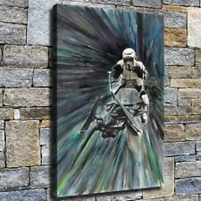 """16""""x24""""Star Wars Imperial Army HD Canvas prints Painting Home Decor Wall art"""
